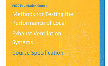 "P600 ""Methods for Testing the Performance of LEV"" – Recently Launched BOHS LEV Course"